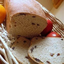 Raisin Bread III Mary
