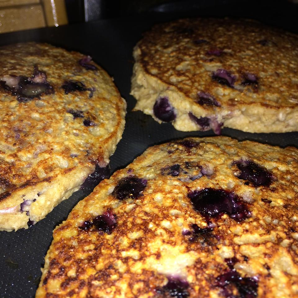 Saturday Morning Blueberry Pancakes kellygirl621