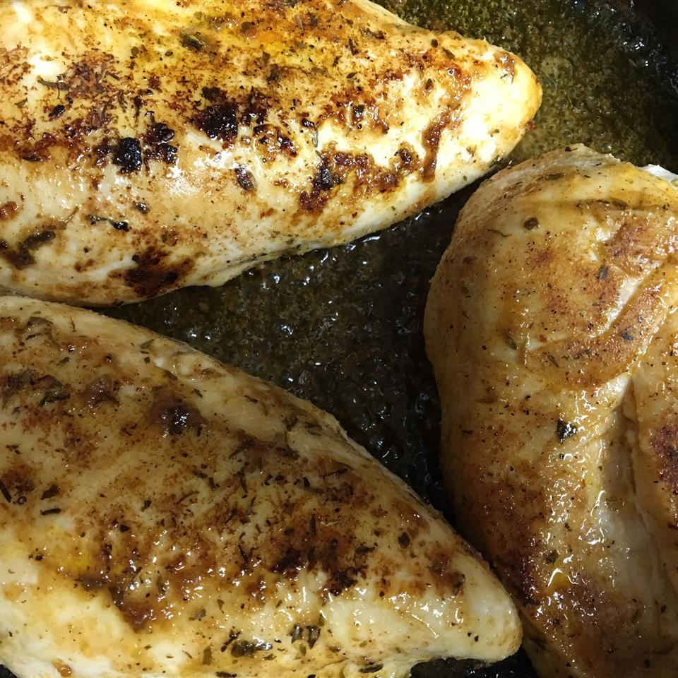 Spicy Garlic Lime Chicken Mila Fox