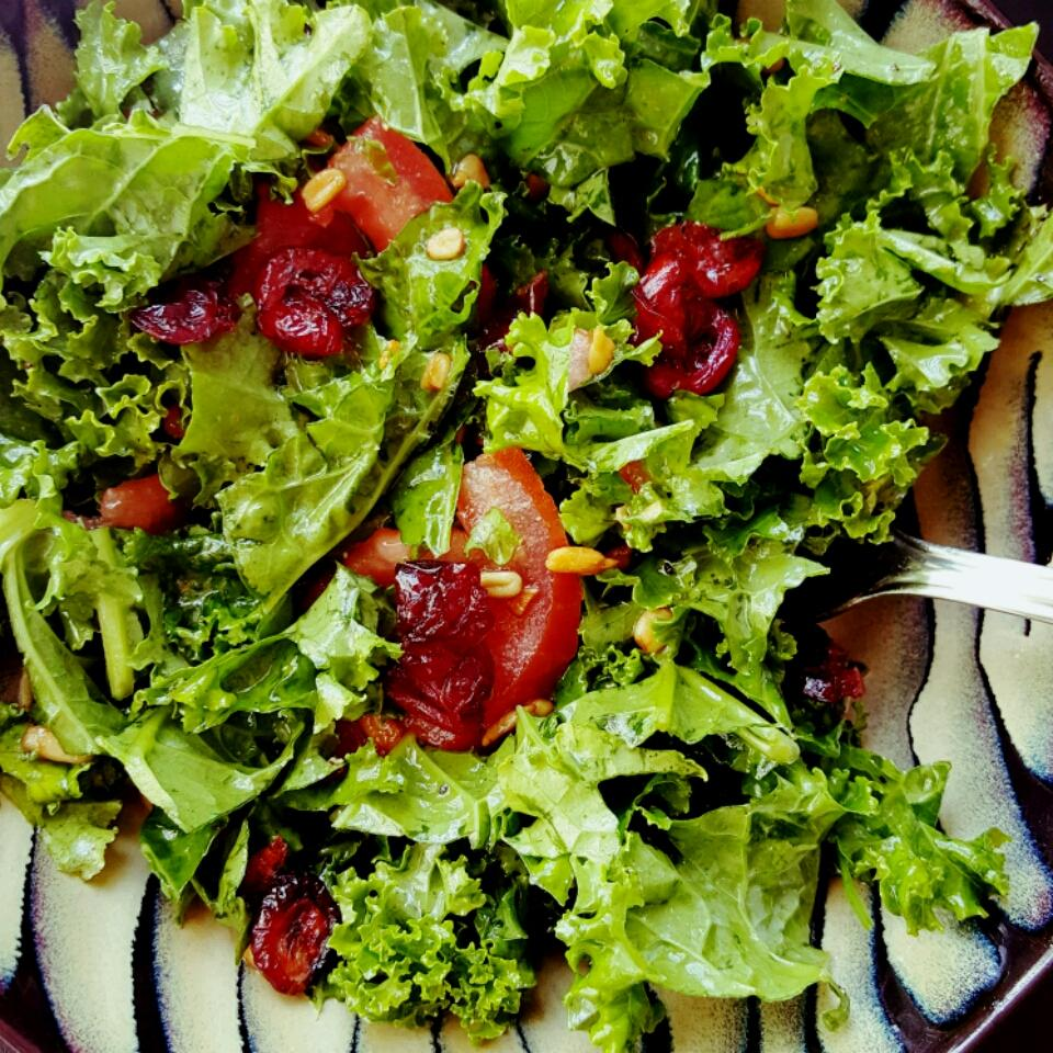 Kale Salad Shamekia Hunt