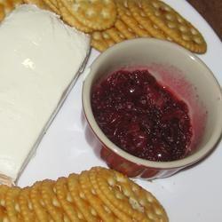 Cranberry Chutney I