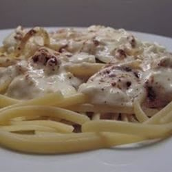 Really Creamy Fettuccine Alfredo