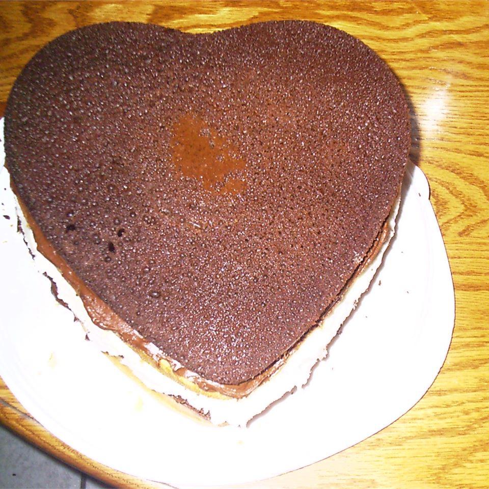 Crazy Chocolate Cake Coco