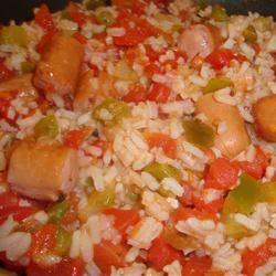 Hot Dog Creole amandak23k