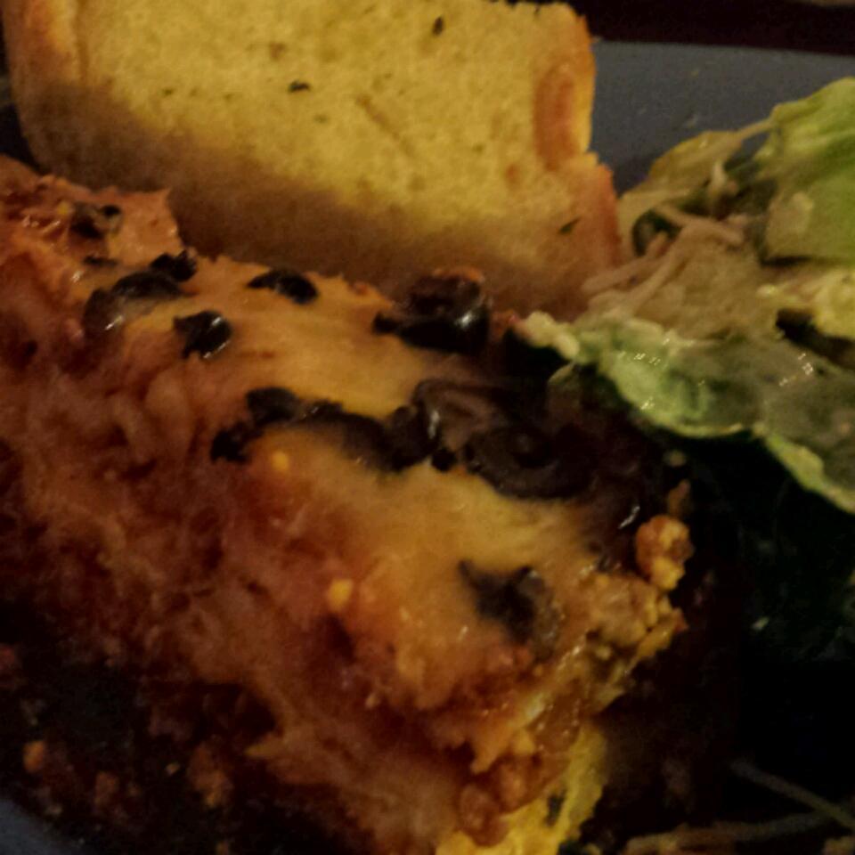 Blue Cheese Lasagna
