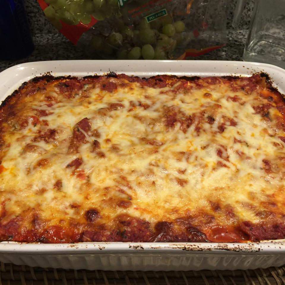 Healthier World's Best Lasagna riri08