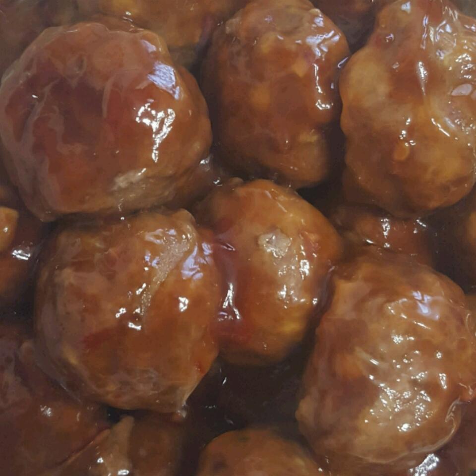 Waikiki Meatballs