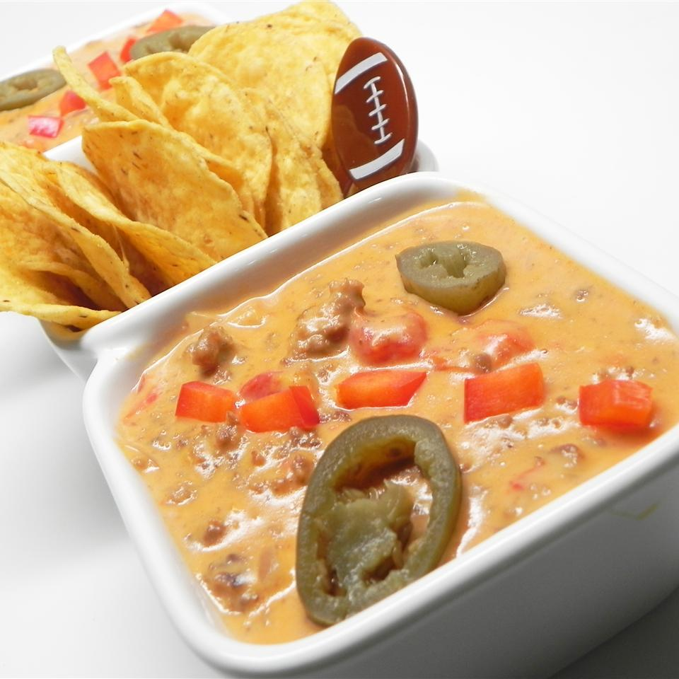 Game Day Jalapeno Cheese Dip