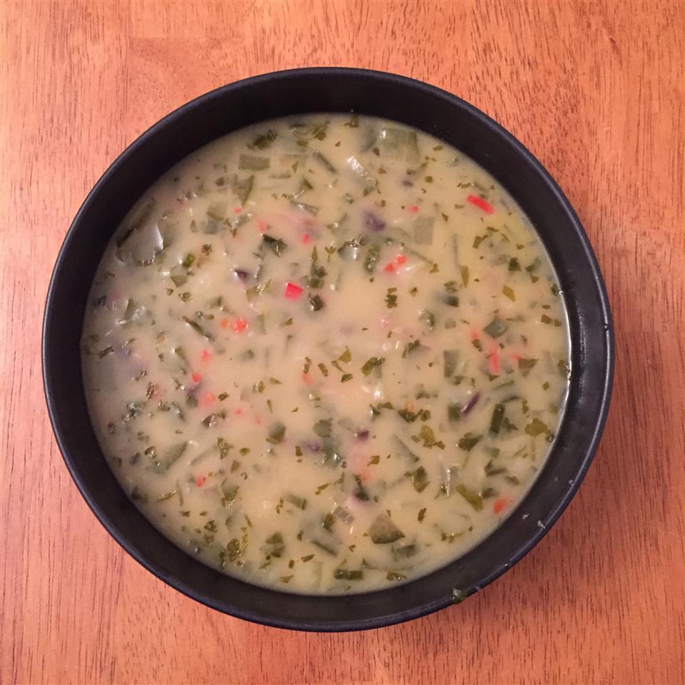 Thai Cucumber Soup seashworth