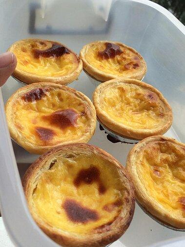 Hong Kong Style Egg Tarts Recipe Allrecipes