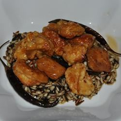 Deb's General Tso's Chicken