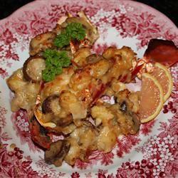 Lobster Thermidor CJ