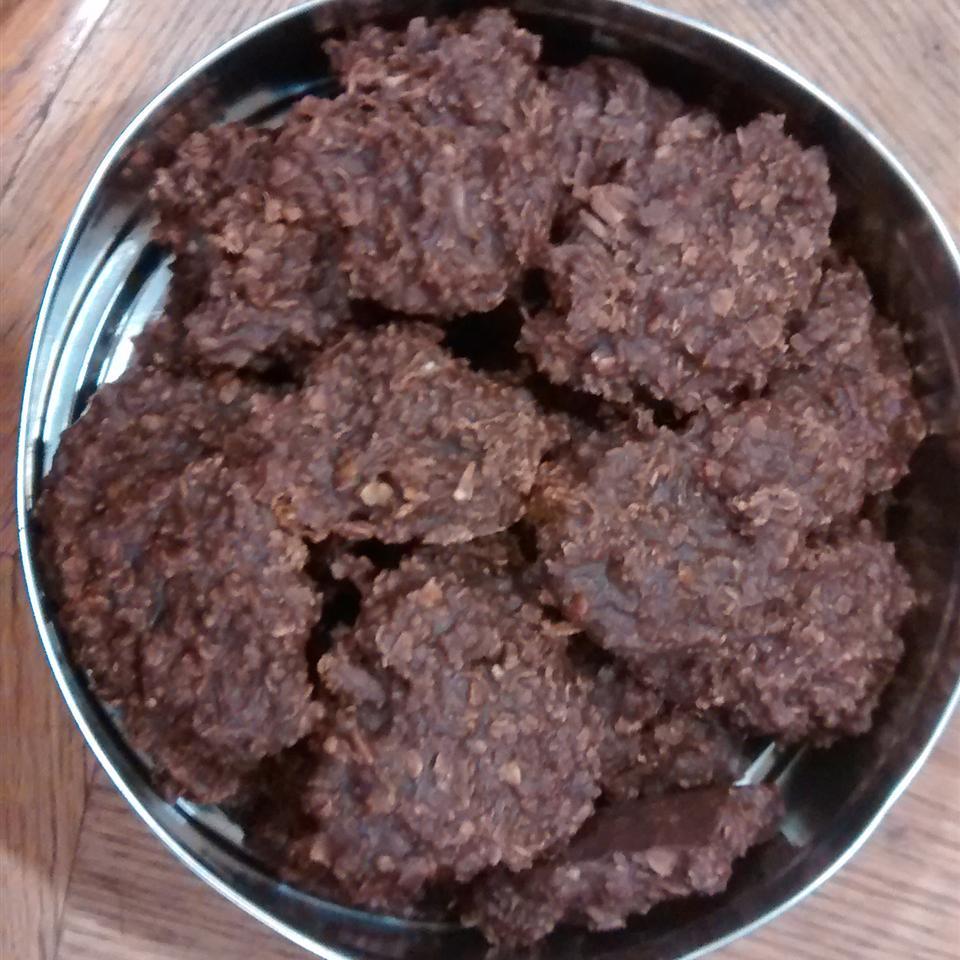 Oatmeal Chocolate Coconut Macaroons Rob Morris