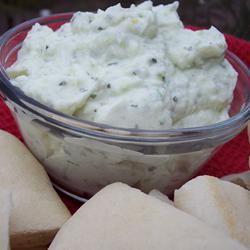 Jagic (Assyrian Cheese Spread)