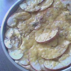 Fresh Apple Omelet Kelley