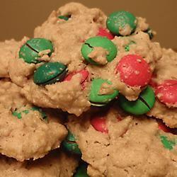 Oatmeal MM Cookies Scotdog