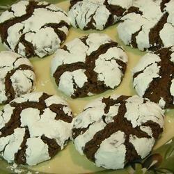 Chocolate Crinkles I