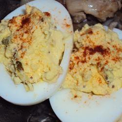 Special Deviled Eggs inounvme