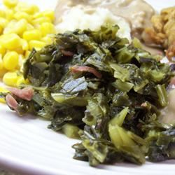 Southern as You Can Get Collard Greens SOUTHERNGIRL3