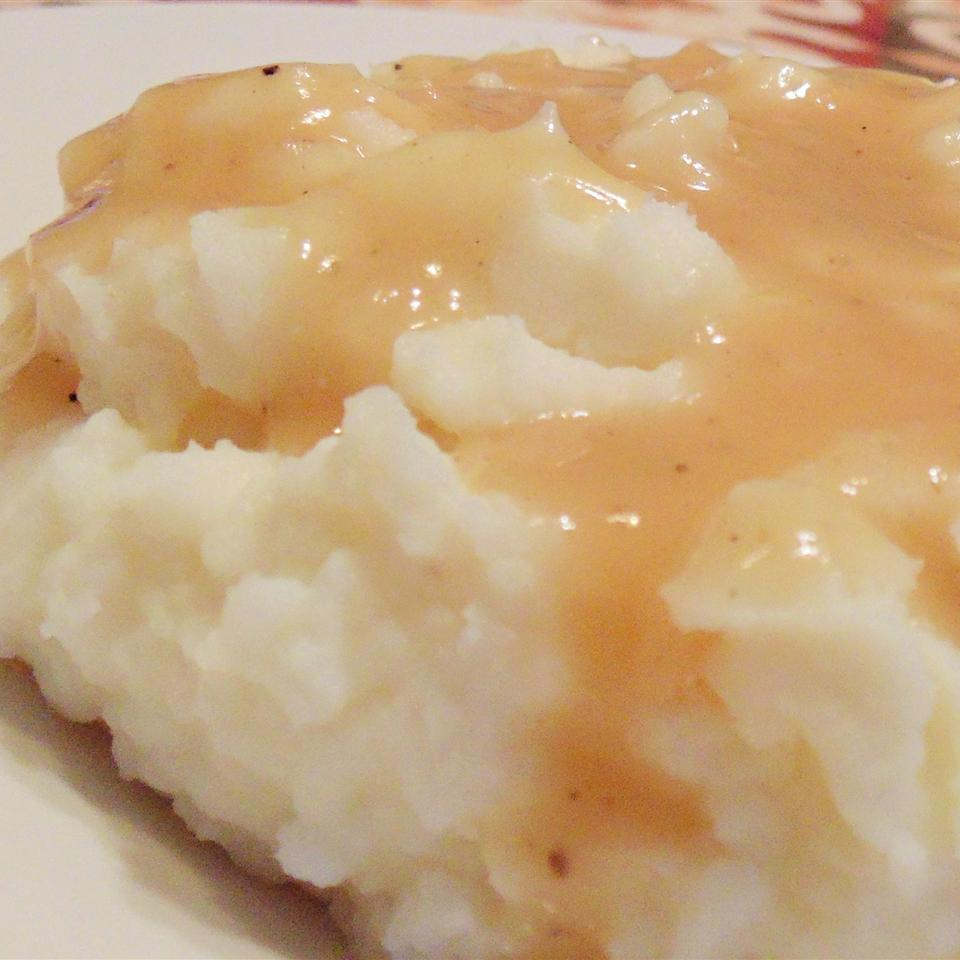 """""""We thought this was pretty darn close to their gravy,"""" says Christina. """"We loved it! Very easy to make and tastes a lot better than packet/packaged gravy."""""""