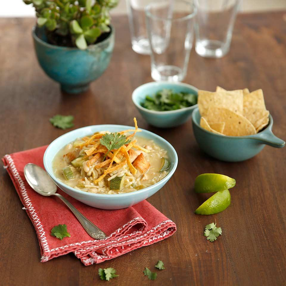 White Bean Chicken Chili from Knorr®