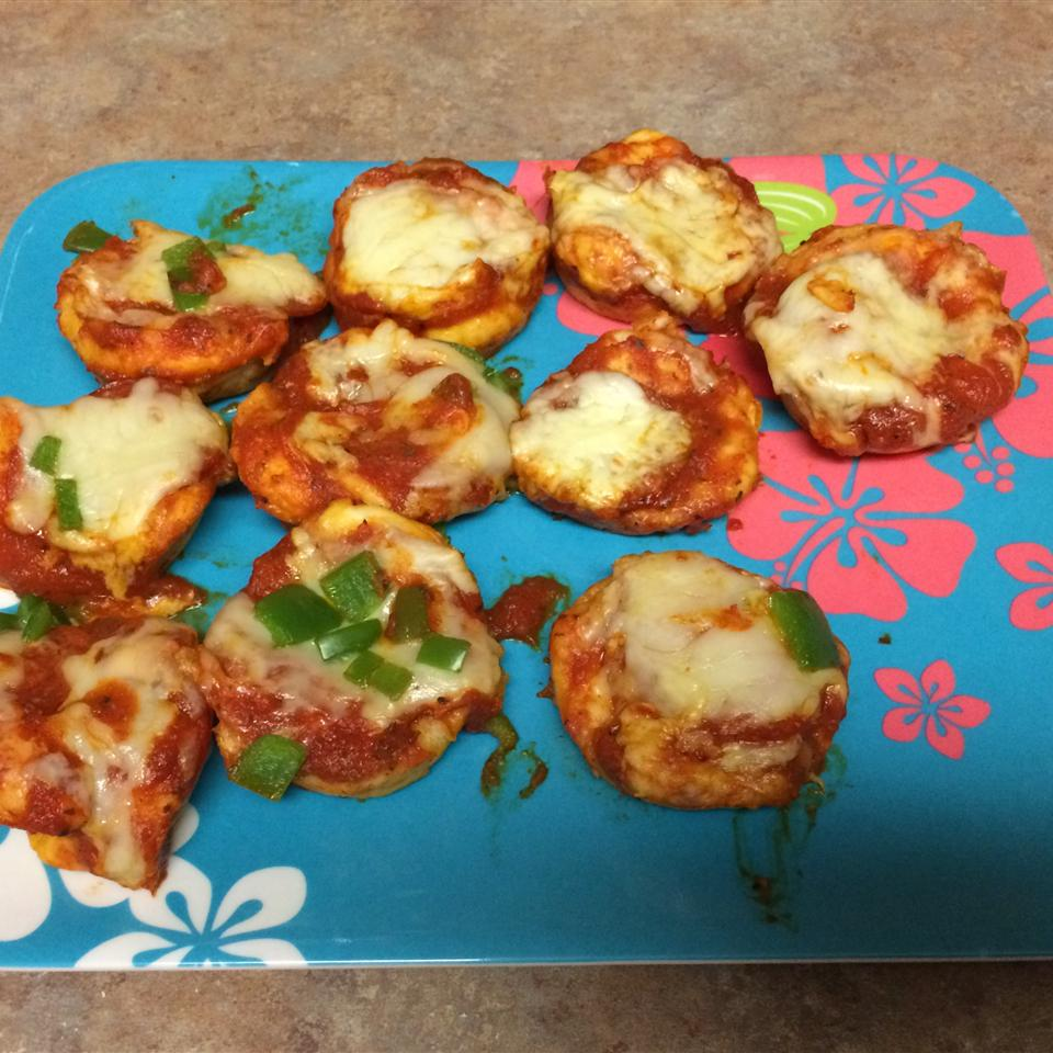 Easy Pepperoni Pizza Muffins Hope Bromley