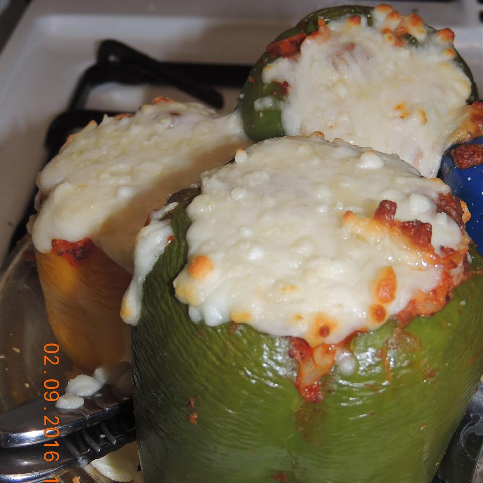 Sammy's Stuffed Bell Peppers Polly32
