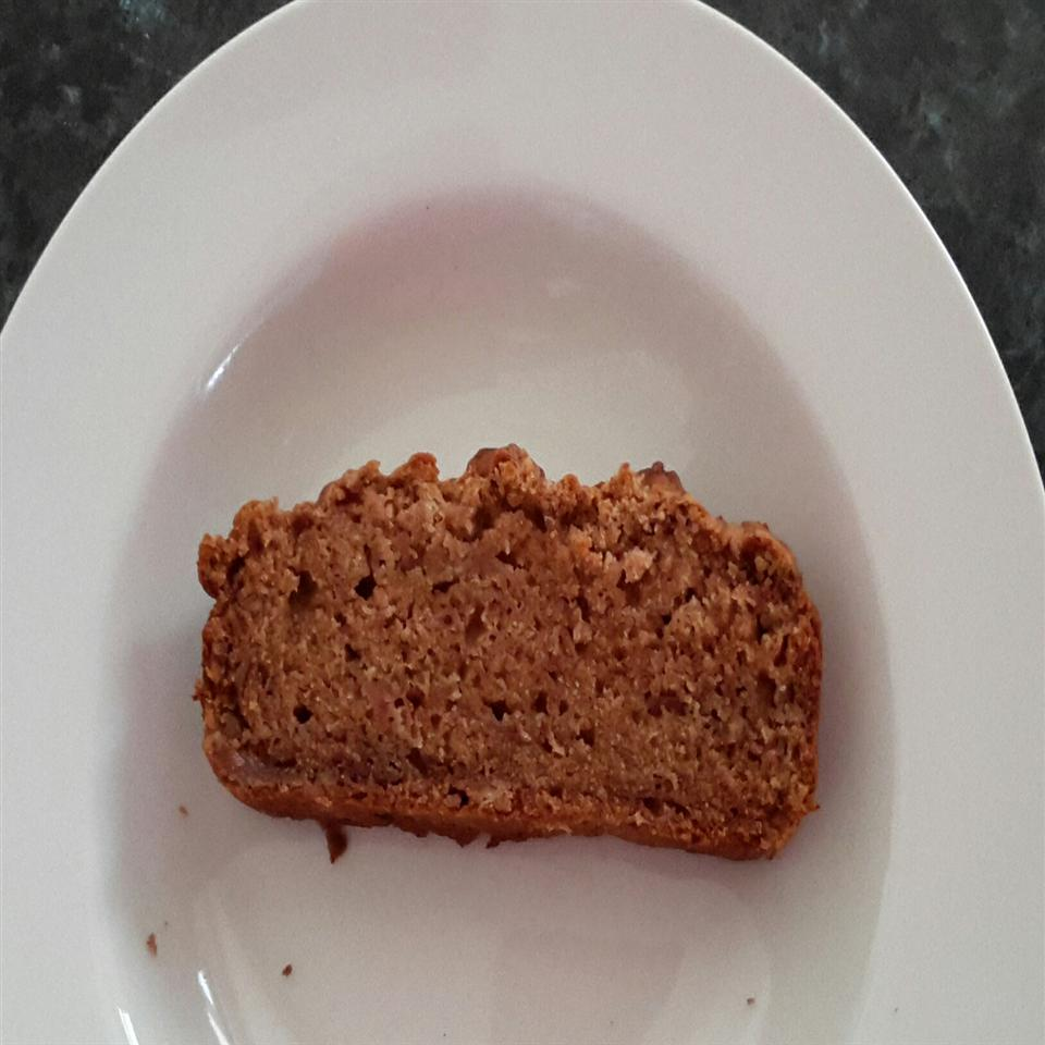 Gingerbread and Apple Loaf