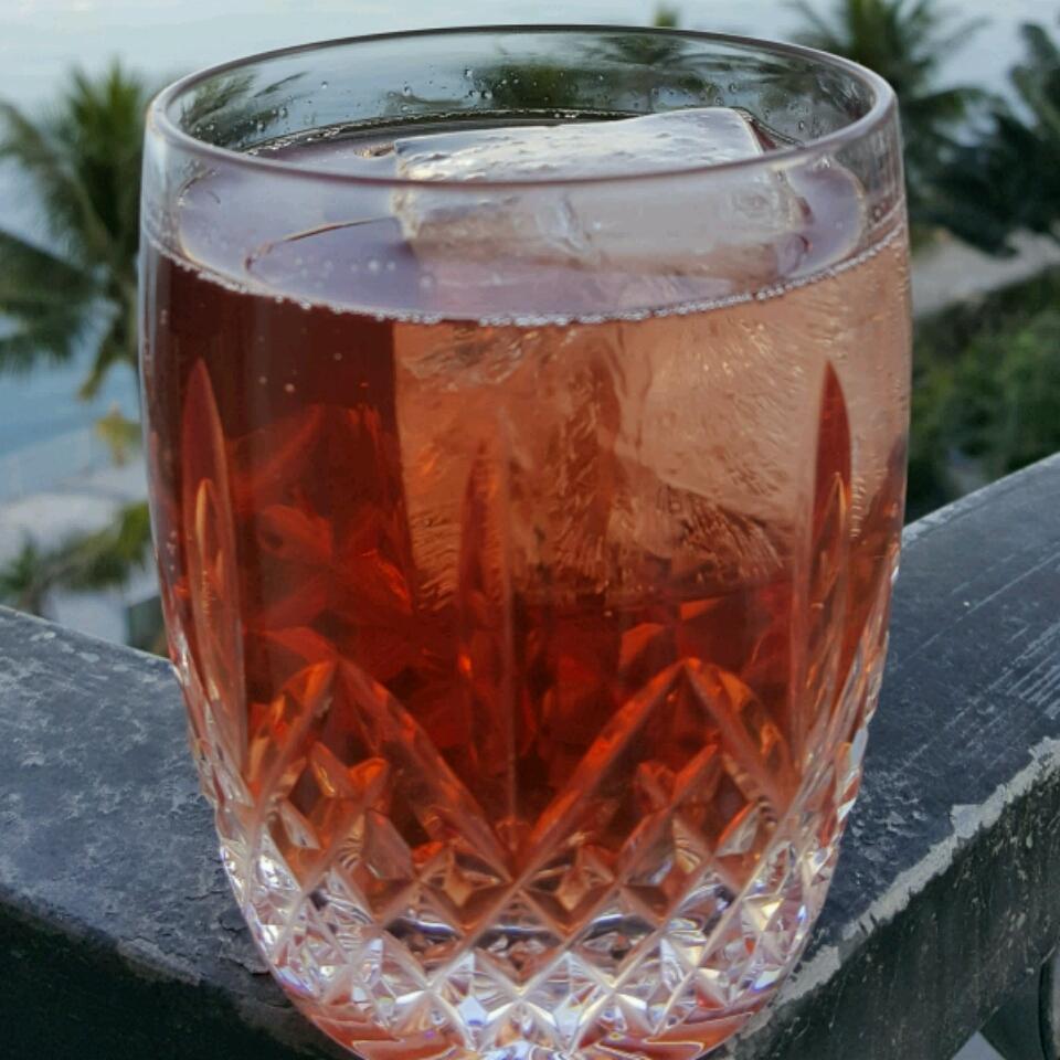 Cranberry Juice Surprise mutatis