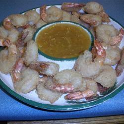 Twice-Cooked Coconut Shrimp leprechaun