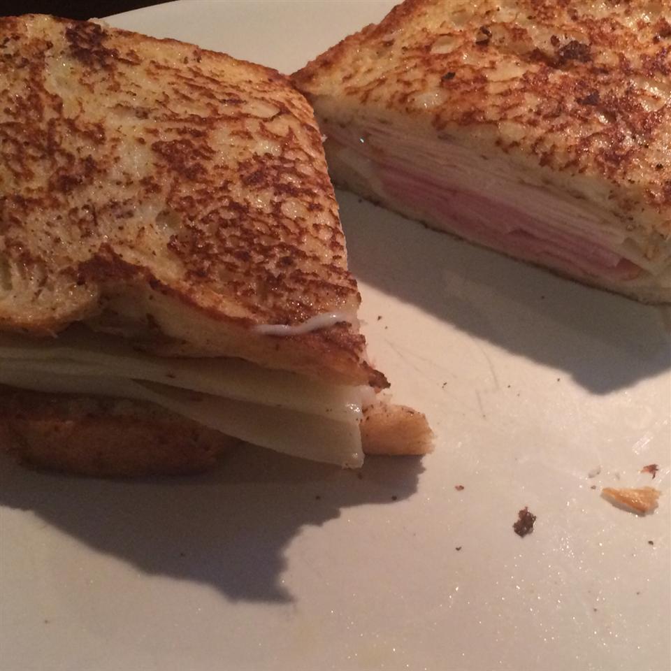 Monte Cristo Sandwiches Chef Boy R Drew