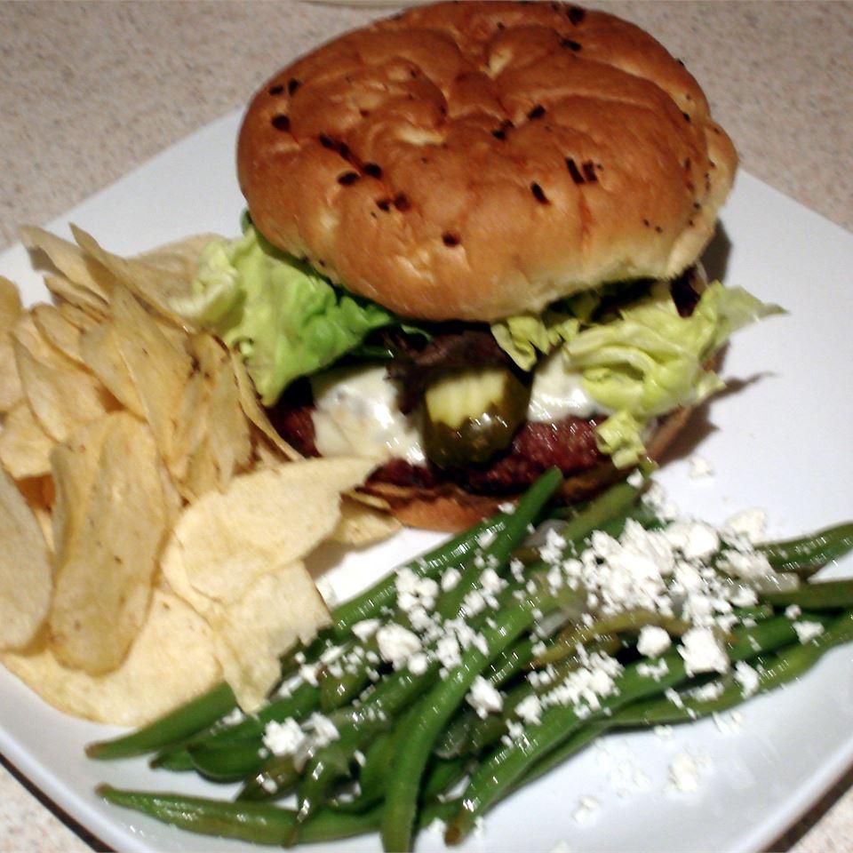 Best Burger Ever RYANKNOX