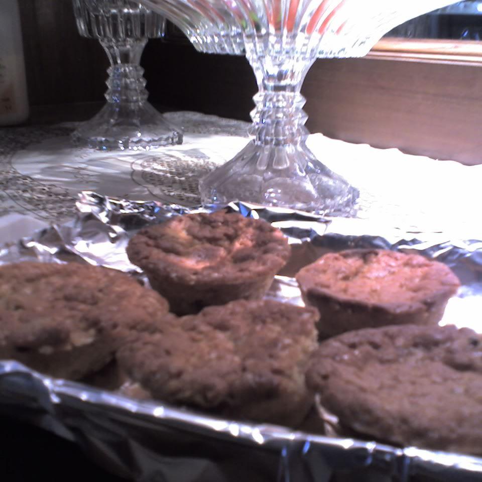 Eggless Whole Wheat Muffins