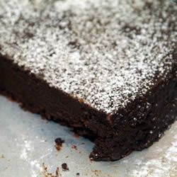Chocolate Decadence Cake I