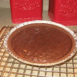 Real Mississippi Mud Pie