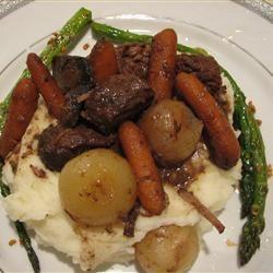 Beef Bourguignon II nairie