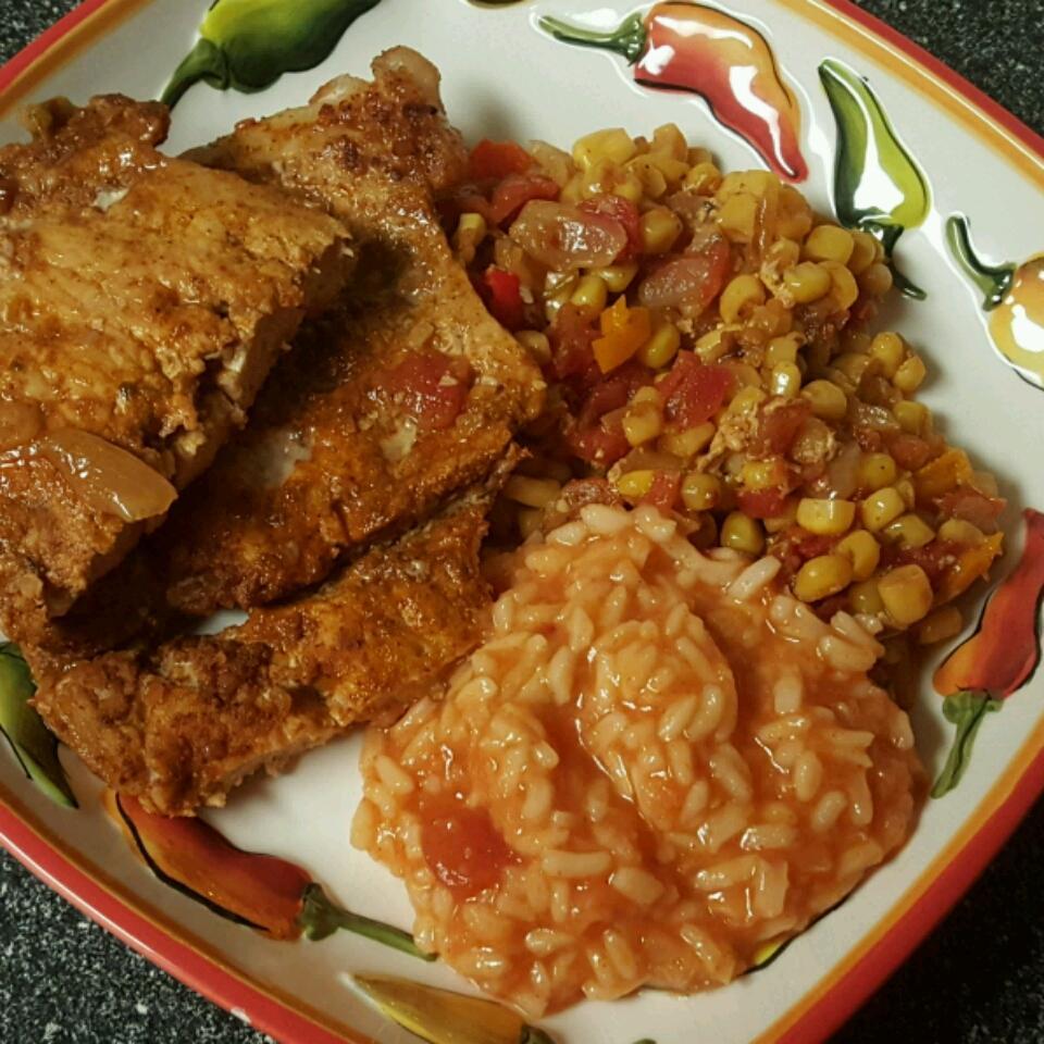 Mexicali Pork Chops