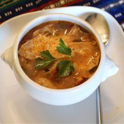 Chicken Tortilla Soup II