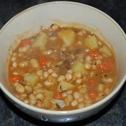 Vegetarian Cassoulet YOCHUM4
