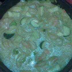 Thai Green Curry Chicken