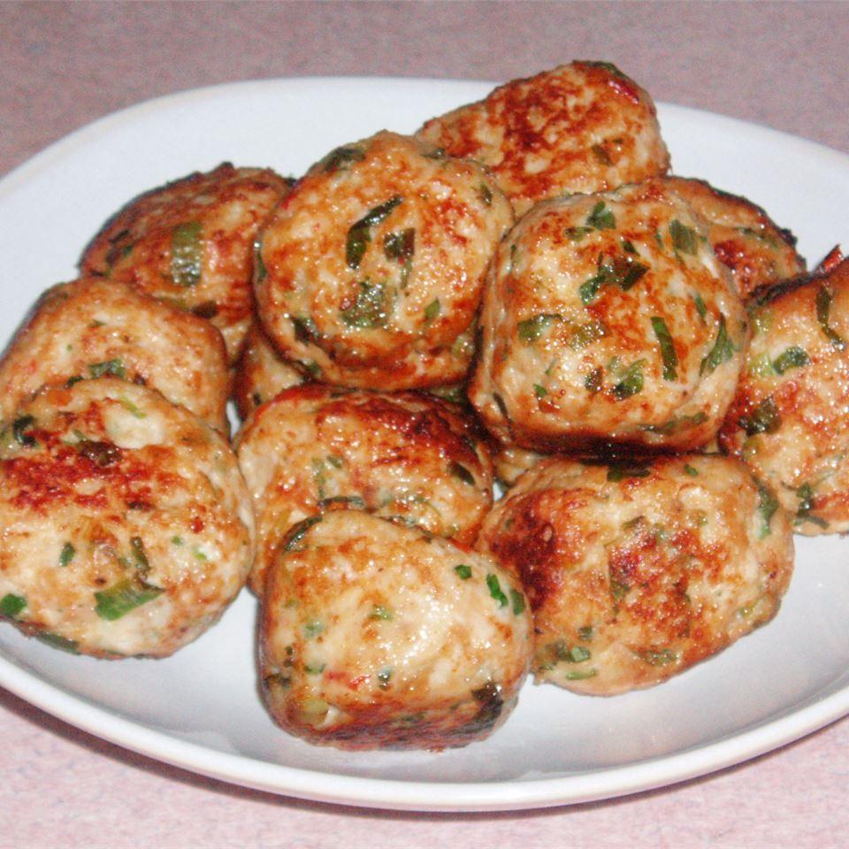 Thai Chicken Balls Angela F.