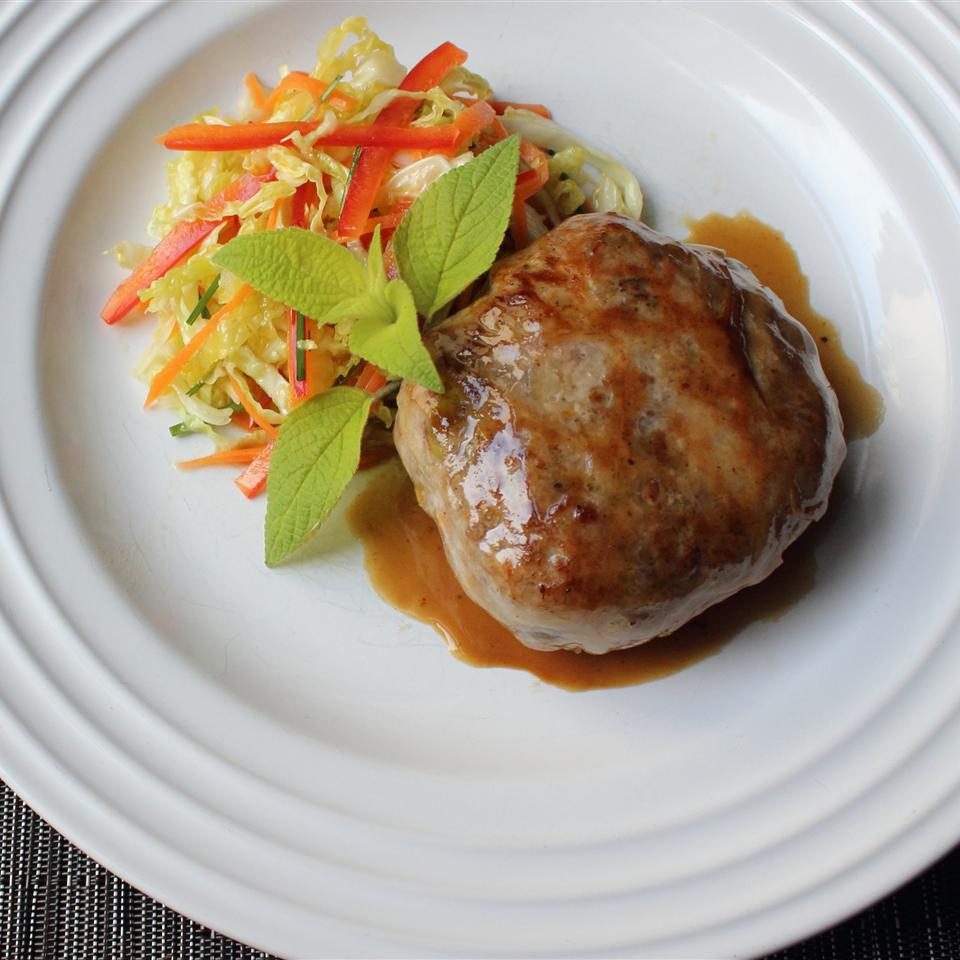 Crepinettes (Pork Sausage Patties) with Apricots and Pistachios Chef John