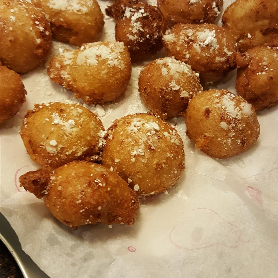 Cheese Fritters Ghada Maz