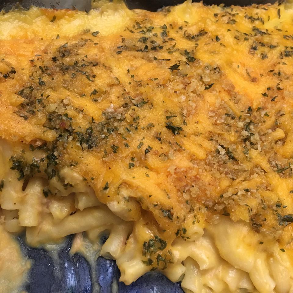 Easy Macaroni Tuna Casserole