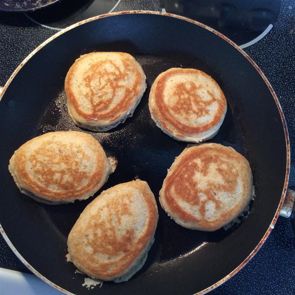 Mom's Applesauce Pancakes isrucook