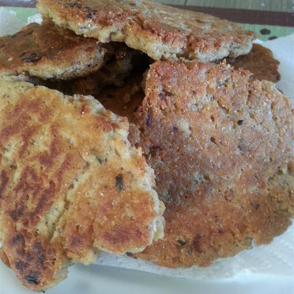 Easy Salmon Patties Aresha Jackson