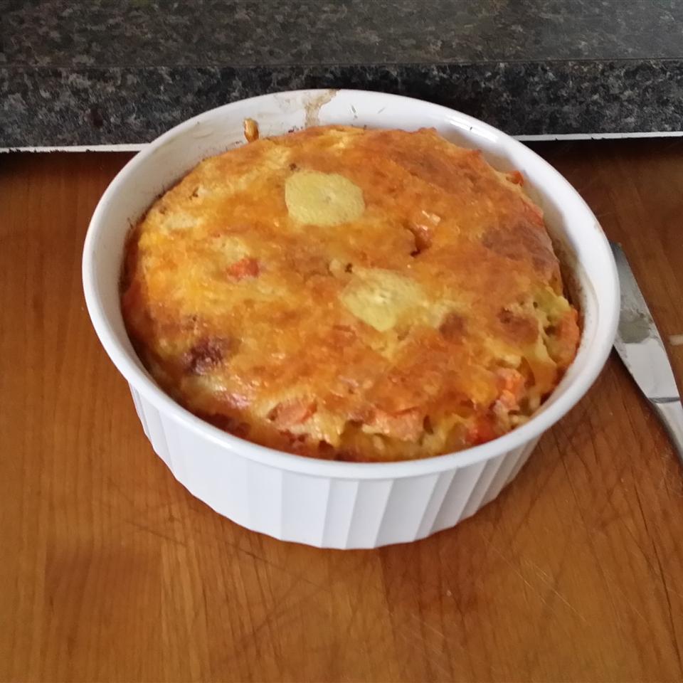 Baked Brunch Omelet Kristine Gross