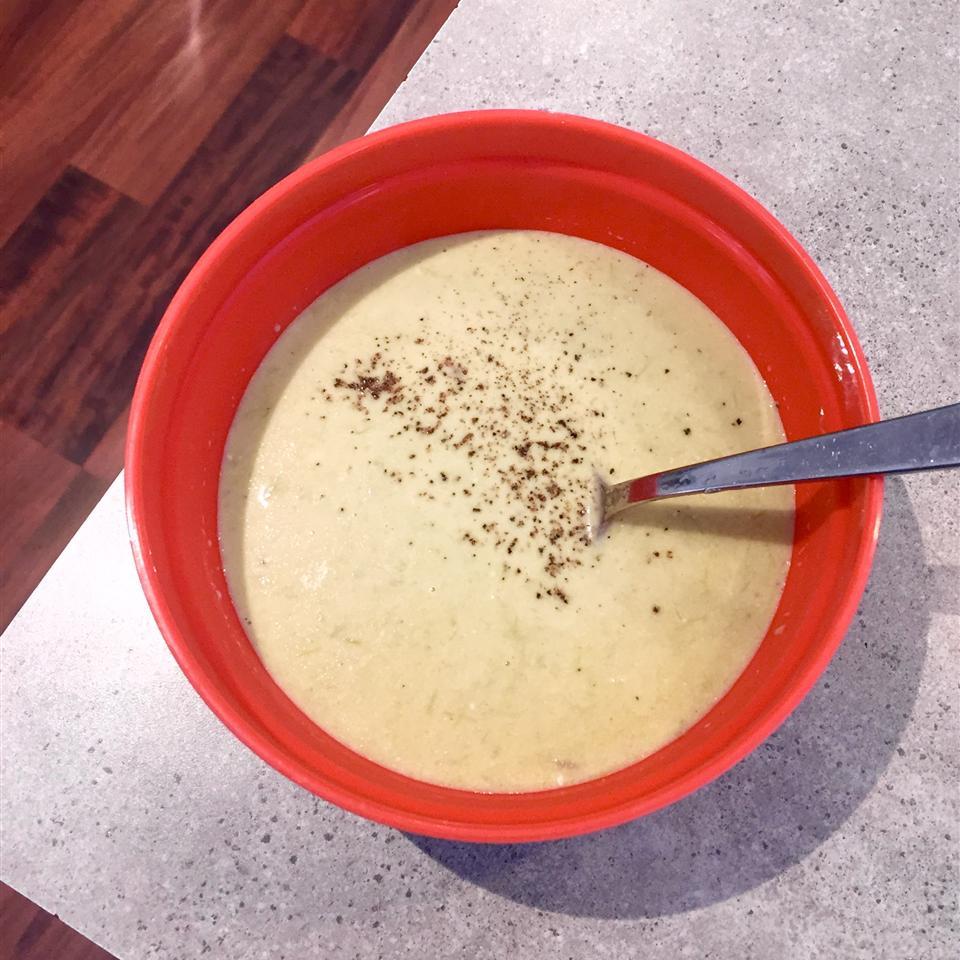 Cream of Fresh Asparagus Soup II SPEEDNUT
