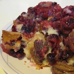 Cranberry Pecan Cake
