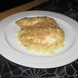 Citrus Glazed Chicken marshreed